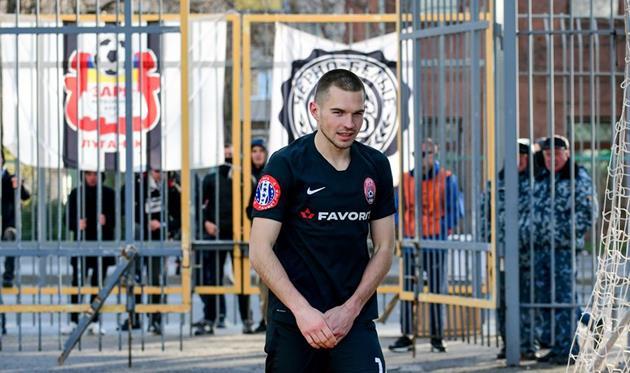 Богдан Михайличенко, ФК Заря Луганск