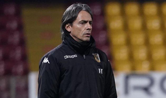 Филиппо Индзаги, фото ФК Беневенто