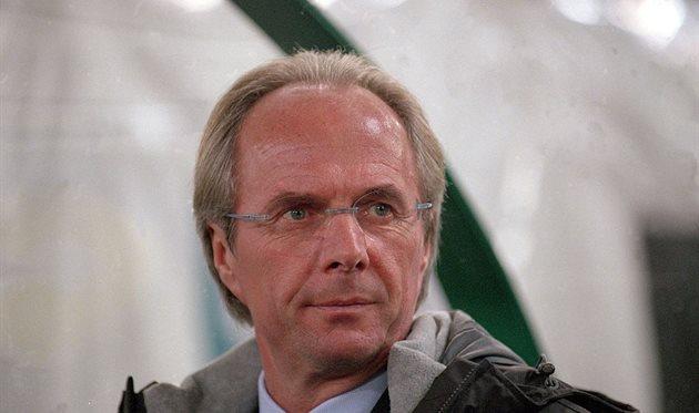 Свен-Горан Эрикссон, Getty Images