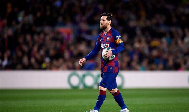 Лионель Месси, Getty Images