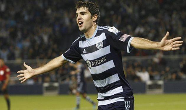 Тони Довале, www.sportingkc.com