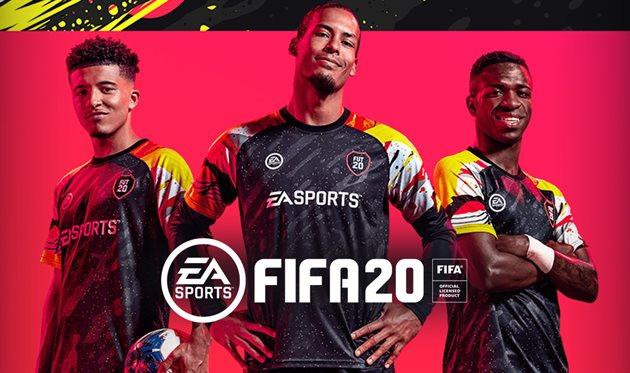 Турнир Football.ua FIFA20 PS4 CUP: начинаем Лигу чемпионов