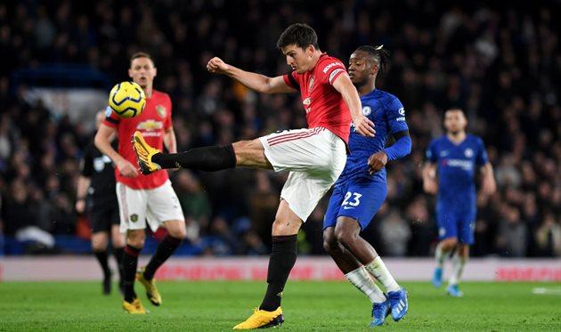 Манчестер Юнайтед - Челси, Getty Images