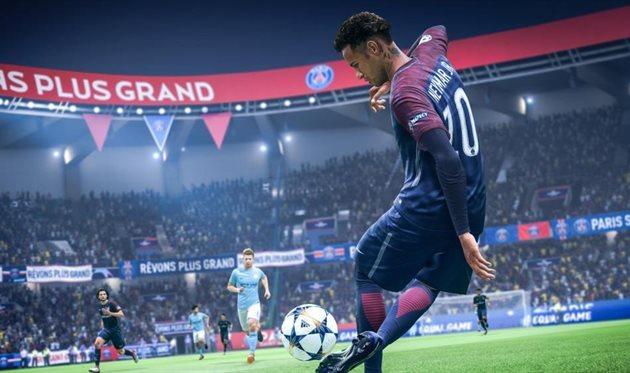 Football.ua FIFA20 PS4 Лига чемпионов: онлайн видео полуфиналов