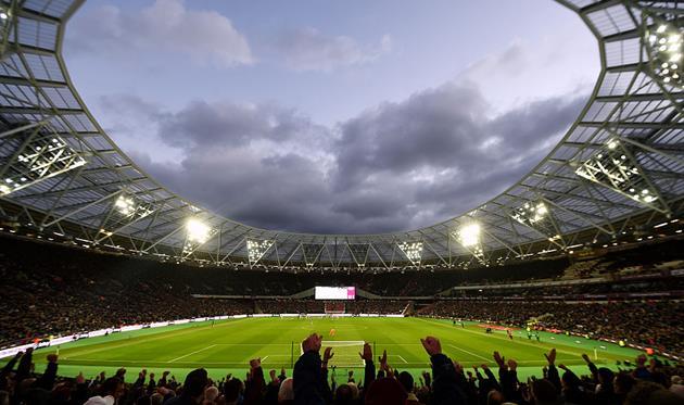 Лондон Стэдиум, Getty Images