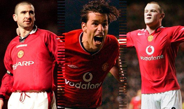 Лучшие в истории: нападающие Манчестер Юнайтед