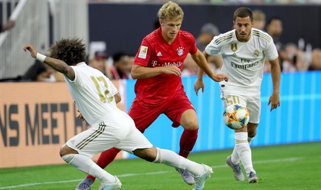 Матч Реал - Бавария в рамках МКЧ-2019, Getty Images