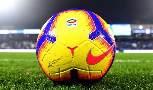 Мяч Серии А, фото getty images