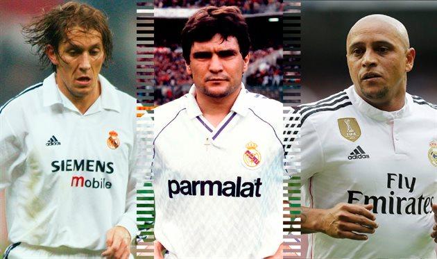 Лучшие в истории: крайние защитники Реала