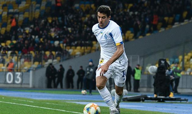 Карлос де Пена, ФК Динамо Киев