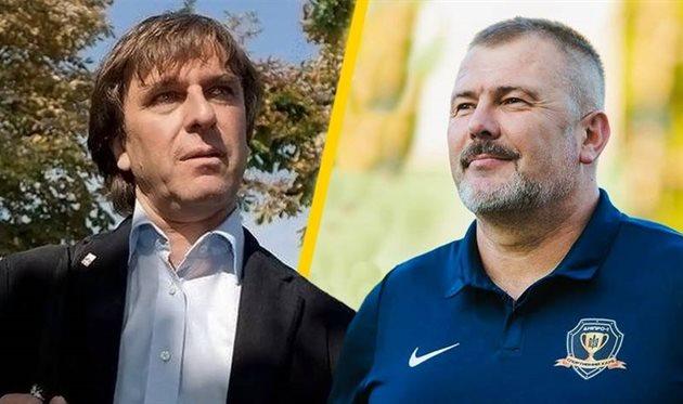 Томас Гримм и Юрий Береза, scdnipro1.com.ua