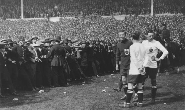Кубок Англии, Getty Images