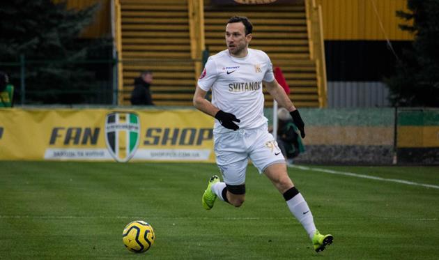 Андрей Богданов, ФК Колос