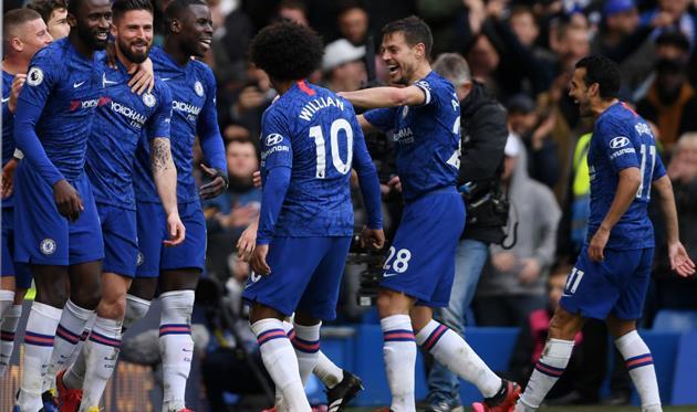 ФК Челси, Getty Images