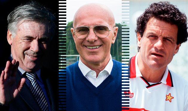 Лучшие в истории: тренеры Милана