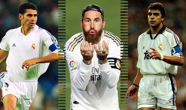 Лучшие в истории: центральные защитники Реала