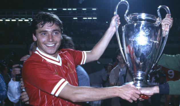 Майкл Робинсон, photo Liverpool FC