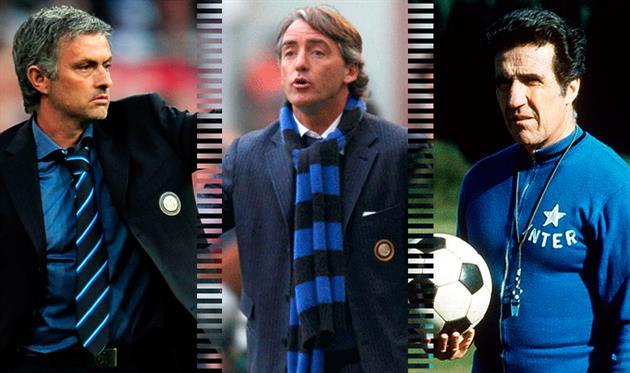 Лучшие в истории: тренеры Интера