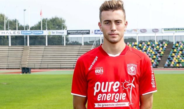 Ориоль Бускетс, FC Twente
