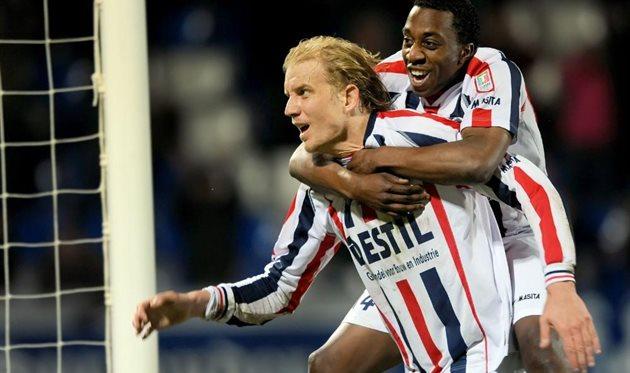 Футболисты Виллема II, Фото: willem-ii.nl