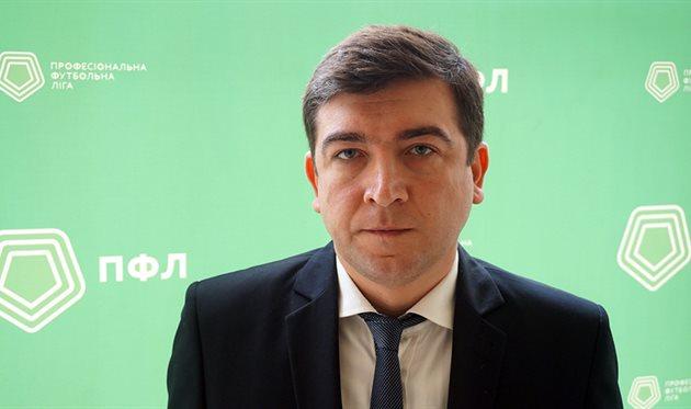 Сергей Макаров, фото ПФЛ
