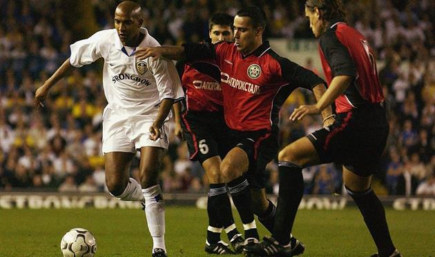 Когда-то Металлург почти на равных противостоял полуфиналисту Лиги чемпионов Лидсу, Getty Images