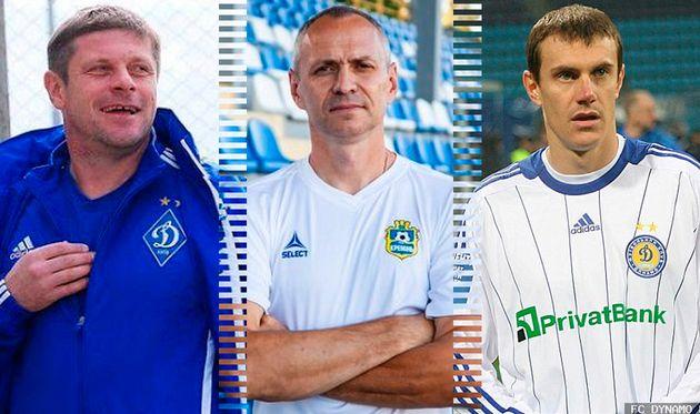 Лучшие в истории: защитники Динамо Киев