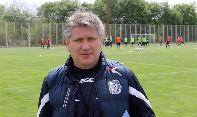 Сергей Ковалец, фото ФК Ченоморец