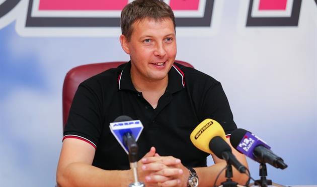 Андрей Тлумак, facebook.com/FCVolynLutsk