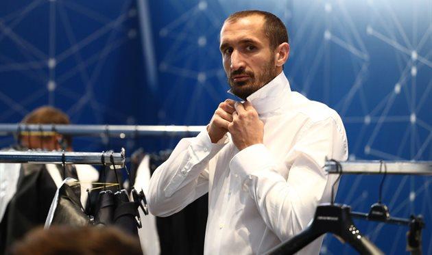 Джорджо Кьеллини, фото getty images