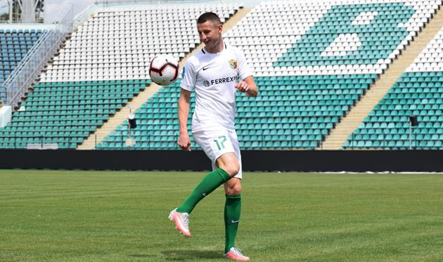 Чеснаков продлил контракт с Ворсклой