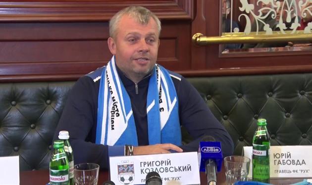 Григорий Козловский, Рух