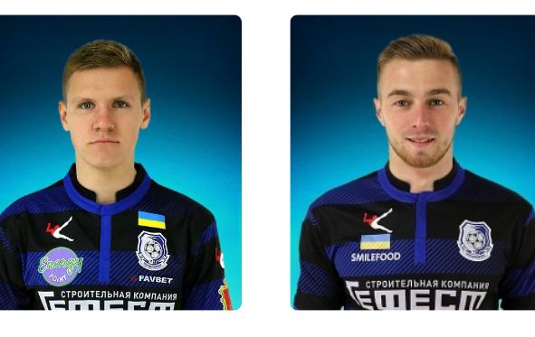 Норенков и Зинкевич, фото Черноморец