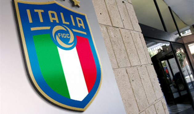 Фото федерации футбола Италии