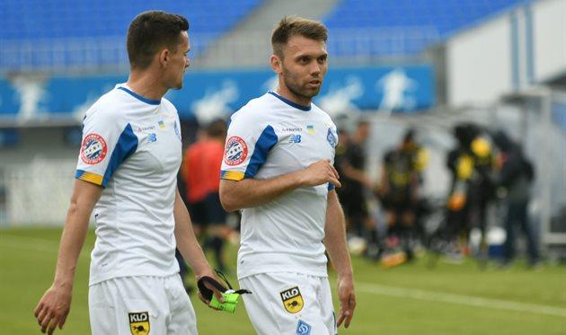 Александр Андриевский и Александр Караваев, фото ФК Динамо