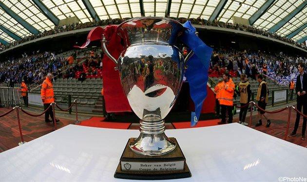 Кубок Бельгии, Sporza