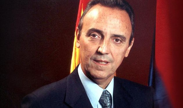 Хоан Гаспарт, фото Барселона
