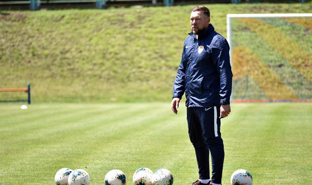 Александр Бабич, фото ФК Мариуполь
