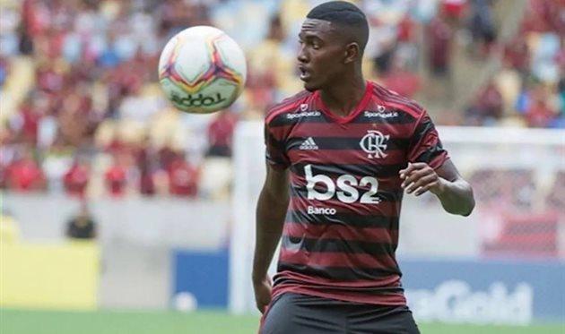 Рамон Рамос, Flamengo