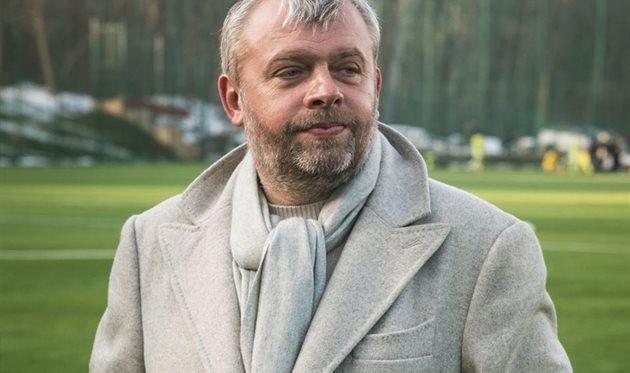Григорий Козловский, фото ФК Рух