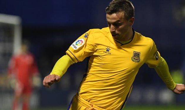 Сергей Мякушко, photo Alcorcorn FC