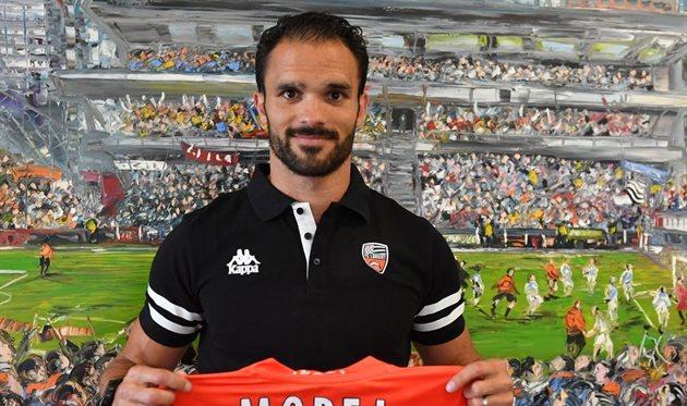 Жереми Морель, FC LORIENT