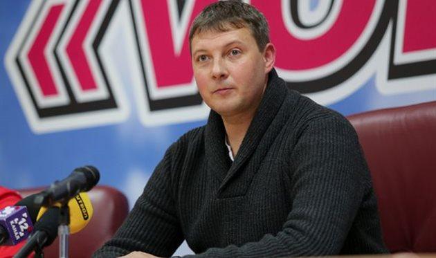 Андрей Тлумак, Волынь