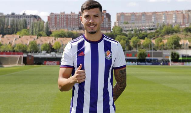Хави Санчес, Real Valladolid CF
