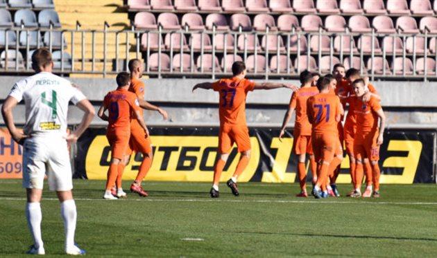 Мариуполь — Ворскла, фото: ФК Мариуполь