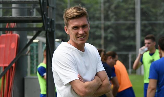 Сергей Сидорчук, фото ФК Динамо