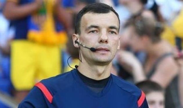 Сергей Бойко, referee.ffu.org.ua