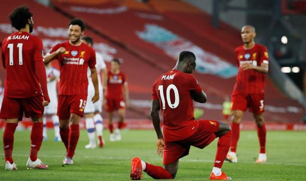 Ливерпуль — Кристал Пэлас, Getty Images