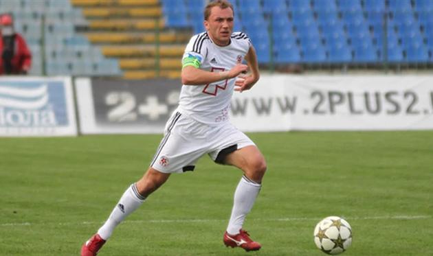 Сергей Симинин, ФК Волынь