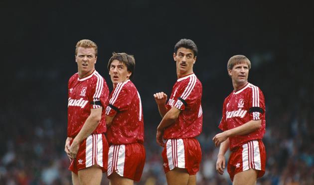 Ливерпуль в 1990-м, Getty Images